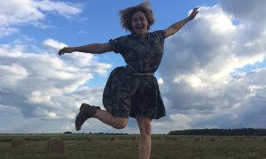 Ирина Пегова сменила имидж и похудела