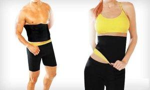 Обзор поясов для похудения