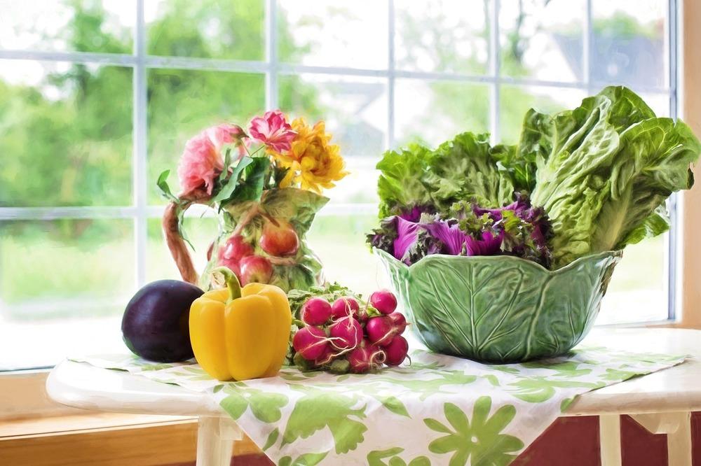 Как приготовить Фитнес-салат Метелка