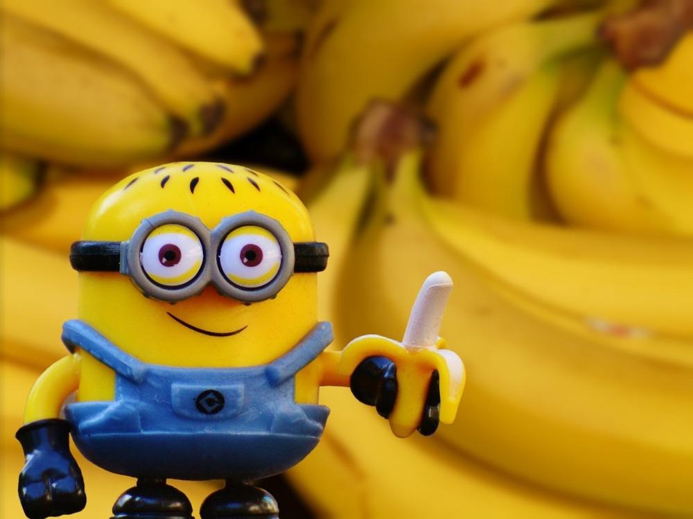 Сколько калорий в банане, калорийность одного банана