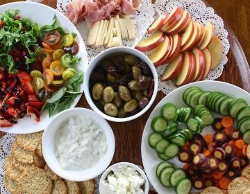 Средиземноморская диета меню на неделю рецепты в россии