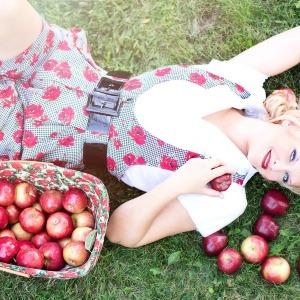 """Диета """"молодильная"""" — яблочная"""
