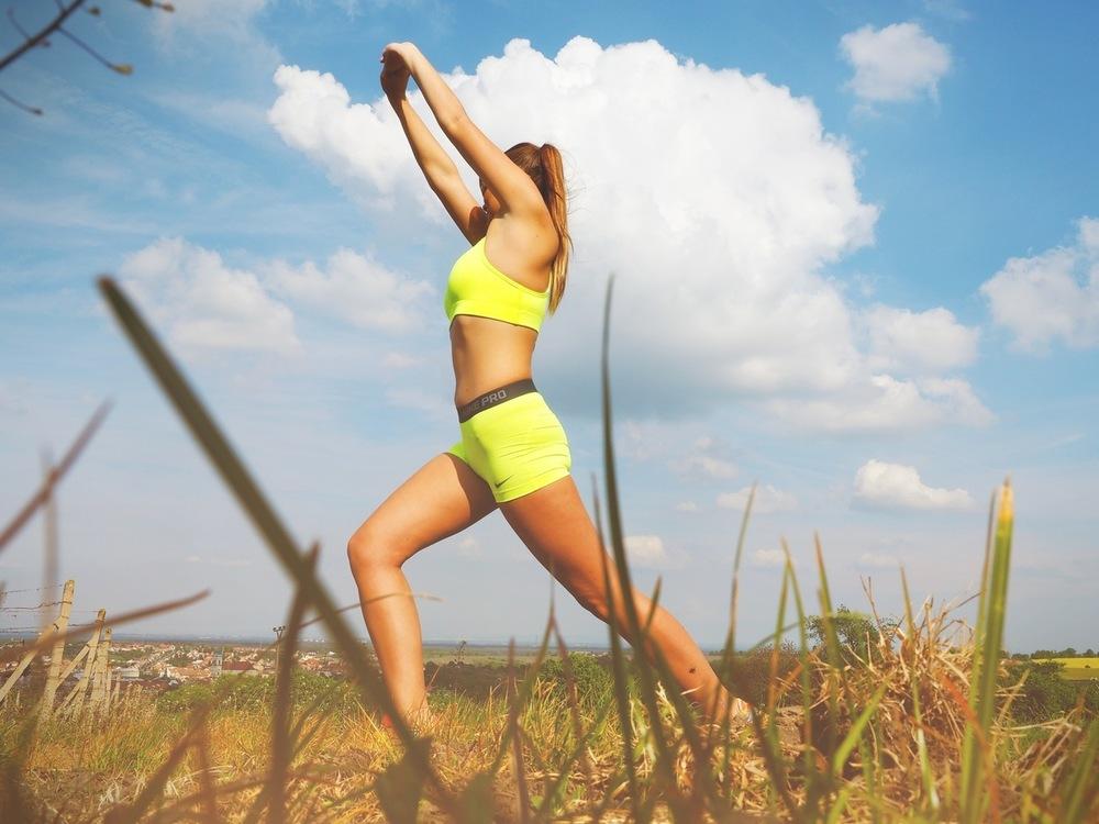 Зарядка упражнения для похудения