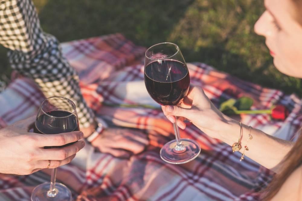 Какое спиртное можно пить при диете