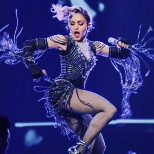 Диета ийога— залог потрясающей фигуры Мадонны