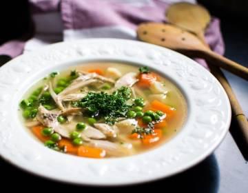 овощной суп рецепт диетический низкокалорийный