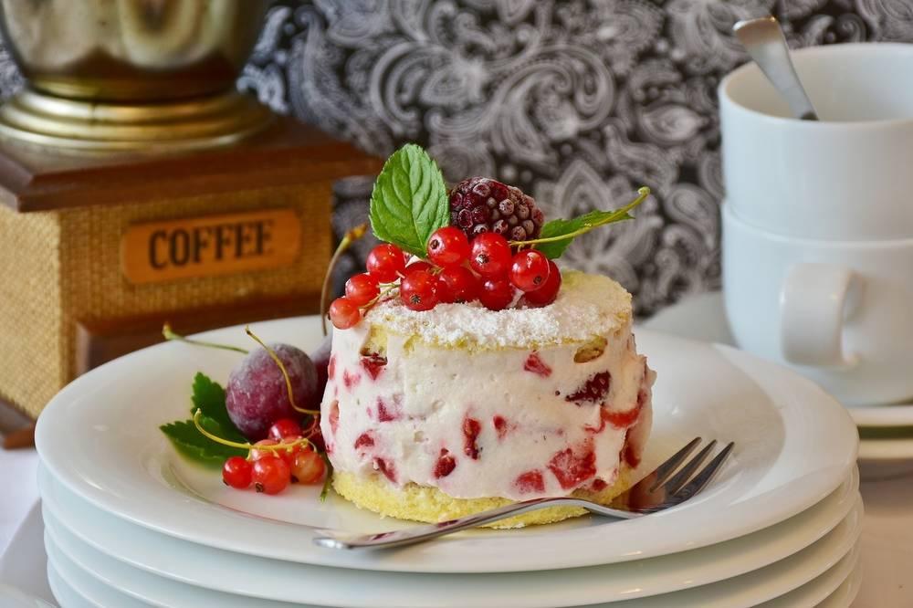 низкокалорийный торт рецепт пошагово