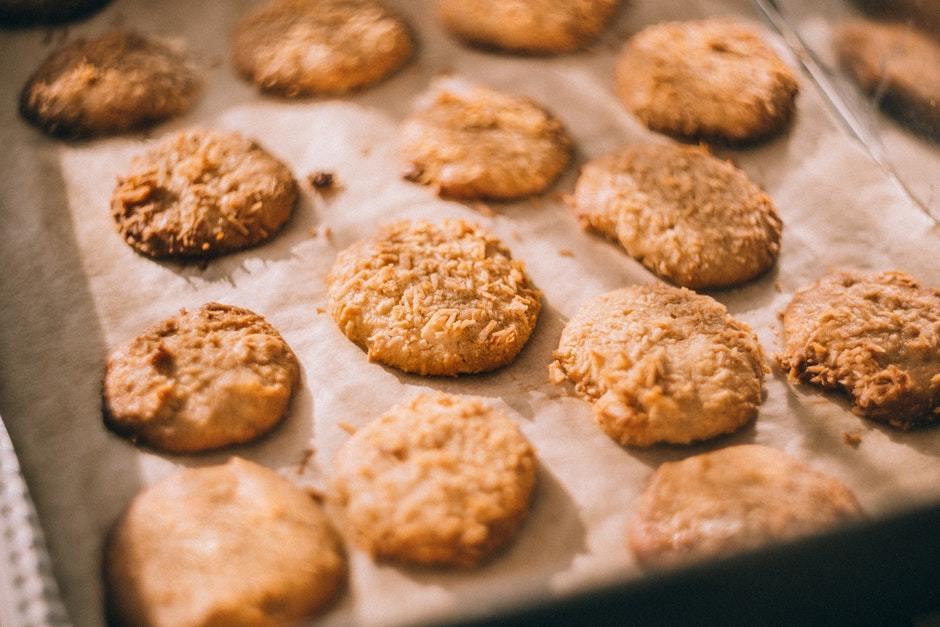 Печенье овсяное домашнее диетическое