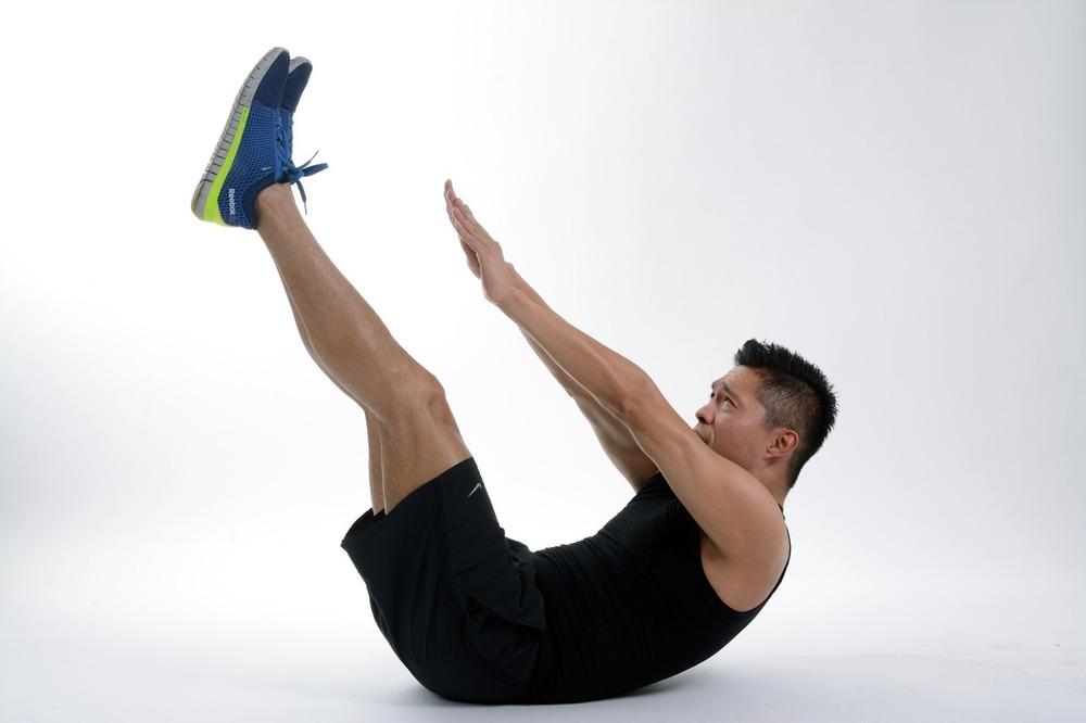 Упражнения для похудения живота для мужчин: какие выбрать эффективные для живота и боков в домашних условиях и в зале