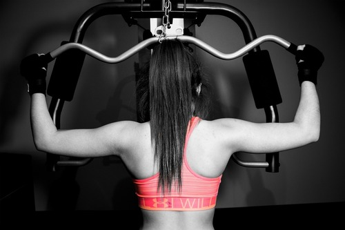 Режим тренировок для похудения
