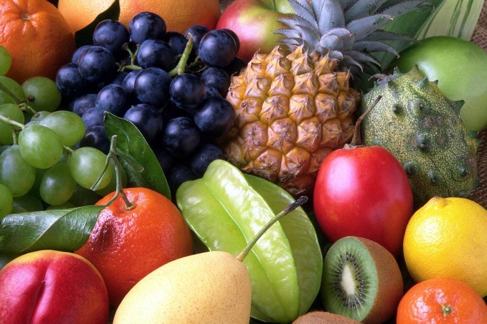 Диета на овощах и фруктах результаты