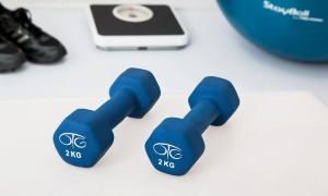 Упражнения сгантелями вдомашних условиях для похудения