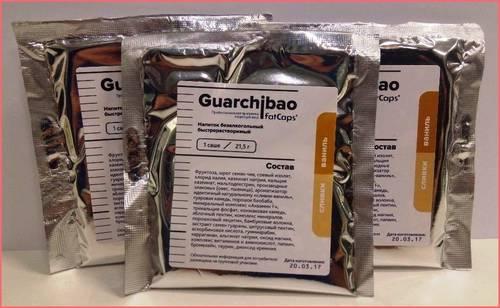 Препарат для похудения гуарчибао