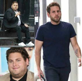 джона хилл похудел фото до и после