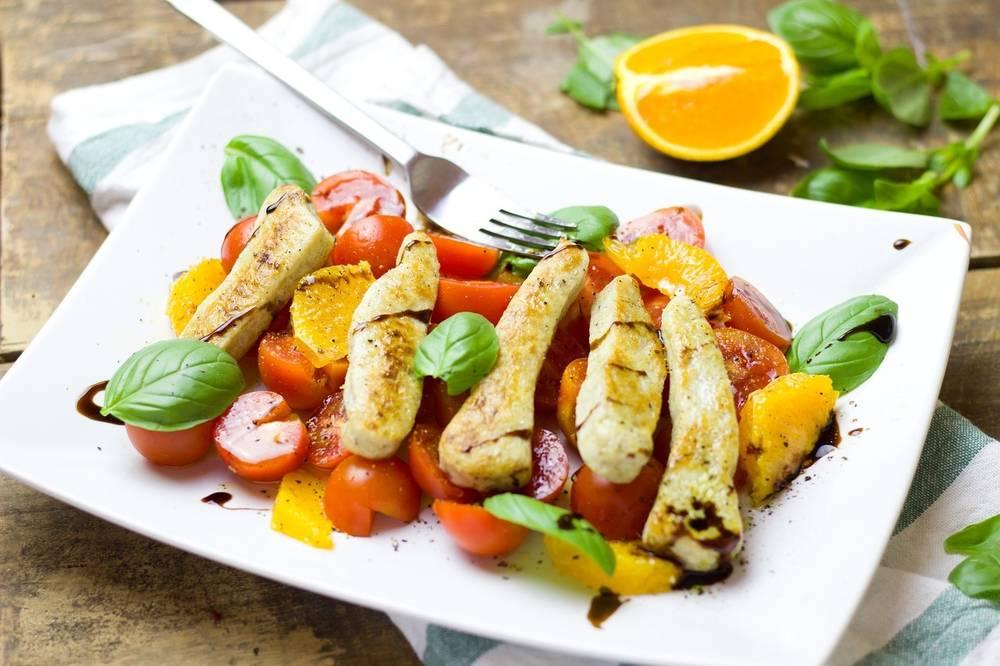 Диета на отварной курице - Все про диеты