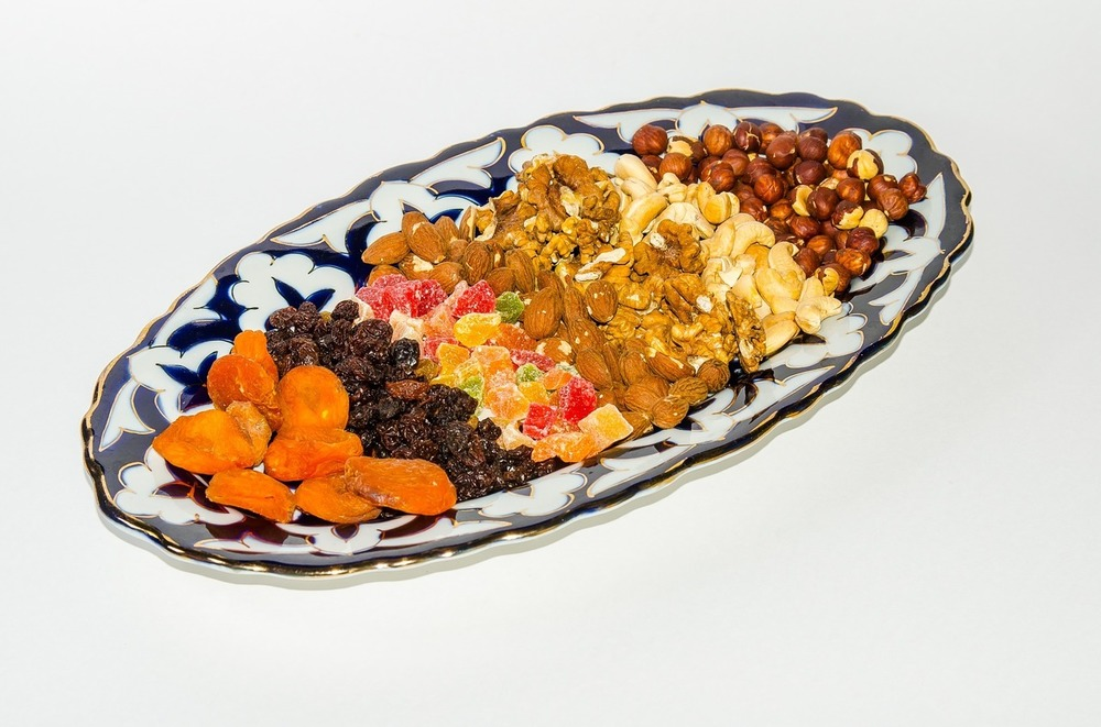 Какие можно есть сухофрукты при похудении