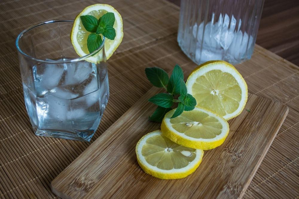 рецепты коктейли с лимона для похудения