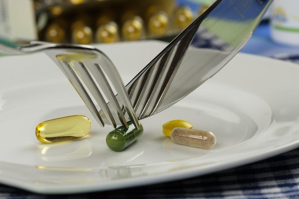 Вопрос по приему витаминов во время похудения